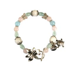 PCOS + Cycle Regulating Fertility Bracelet. Perfect for irregular menstrual cycles – InJewels Healing Jewelry