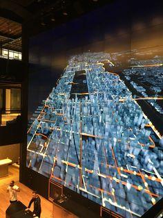 Robert Hodgin › Taxi, Taxi! Interactive Installation, Installation Art, Data Visualization, Cgi, Infographics, Digital Art, Concept, Diamond, Prints