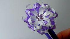 Ribbon-Flower DIY