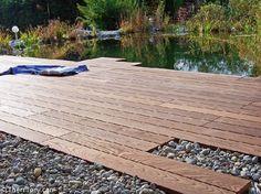 Homeplaza - Das speziell behandelte Material überzeugt auf vielen Gebieten - Thermoholz als erste Wahl für die Terrasse