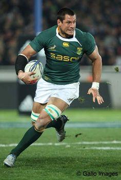 Pierre Spies - Springbok Rugby