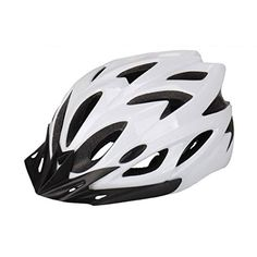 Eyourlife Wind Cross Road/Mountain Bike/Cycling Helmet EPS Teens Helment / Adult Helmet For Mens Womens Safety Protection / White - Eyourlife High Quality Wind Cross Road/Mountain Bike/Cycling Helmet EPS Adult Helmet For Mens Womens Safety Protection Black / Red / White Amazing Features 1)When you racing outside, climbing the mountain, this bicycle helmet is your first choice 2)Look the exquisite workmanship, this cheap helme...