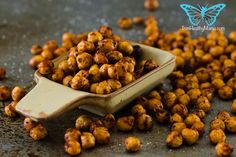 Roasted Crispy Garbanzos (E)   Click on the picture to see the recipe on FB
