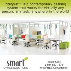 We provide clients with FAST, COST EFFICIENT New, Used and Remanufactured Office Furniture Solutions to create a professional office space at a fraction of the price. Please contact Smart Office Solutions at: Smart Office, Office Furniture, Floor Plans, Contemporary, Space, Create, Home, Floor Space, Business Furniture