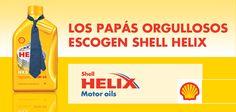 Feliz Día del Padre les desea Shell