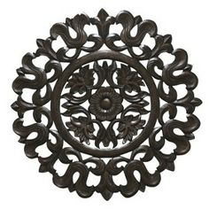 Carved Wood Wall Panel 30x30 : Target Mobile