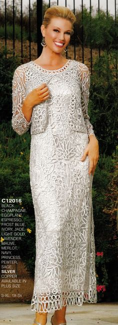 Soulmates Mother of the Bride Dresses presented by The Bridal Shop on thebridalshop.com Style #c12016