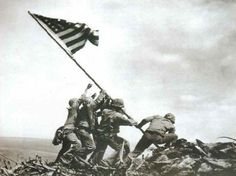 Iwo Jima…in the First Wave  …from boy to man overnight