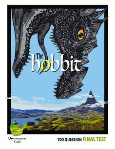 The Hobbit Final Test. A CCSS Common Core aligned close reading test that helps prepare students for SBAC and PARCC assessments. 100 multiple choice questions.