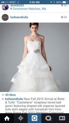 29e65e557ca05 Anne barge dress White Bridal Dresses