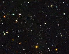 Dwarf Galaxies Formed More Than Their Fair Share Of The Universe's Stars  Hiding among these thousands of galaxies are faint dwarf galaxies residing in the early universe, between 2 and 6 billion years after the big bang, an important time period when most of the stars in the universe were formed. Some of these galaxies are undergoing starbursts.