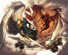 #fantasy #angels