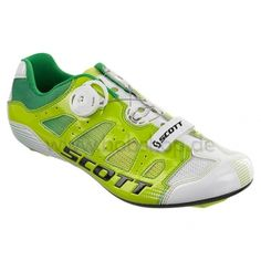 SCOTT Road Premium 2013 Road Shoes green   --> well too pricy for me, but what a great looking shoe! If they'd only cost half the prize :P