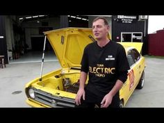 Fast without fumes: Electric drag racing car - YouTube won the national street drags in NZ.