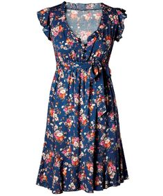 Floral fashion for spring - All4Women Fashion