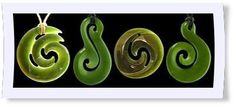 Kori (Large Scroll) to representn new life. Maori Designs, New Zealand Art, Native Art, Pyrography, Coastal, Necklaces, Pendant Necklace, Drop Earrings, Life