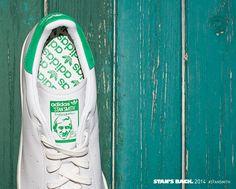 #StanSmith #Adidas Originals | Come-back 2014 • ma-serendipite.com