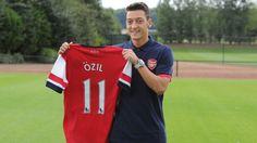 TEAM NEWS: Ozil makes Arsenal debut | June12Post