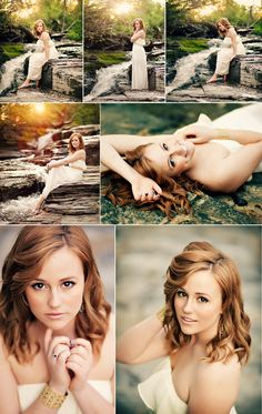 Senior Pose Photography inspiration