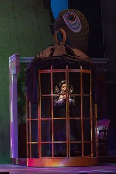 mary poppins musical set - Google Search