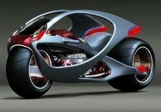 Concept car by Hyundai..