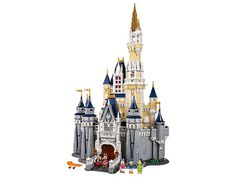 This set is probably the perfect compliment to the Lego Disney blind bags 71012 released this year. From the photos released by Lego it looks amazing. With over 4,000 pieces and an age guide of 16 …