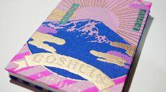 ここかしこ GOSHUINノート - 待ってました!こんなご朱印帳! いろんな神様やお寺へお参りはとっても好きなんだけど、ご朱印帳まではなんとなく手が伸びなかったアナタ。たくさん持っているけれどデ...
