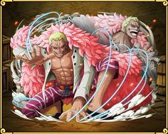 Donquixote Doflamingo Donquixote Pirates | ONE PIECE TREASURE ...