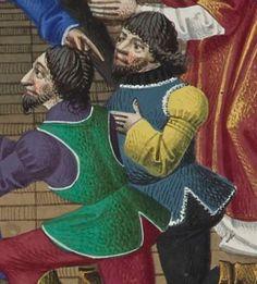 Le Mirouer historial de VINCENT de Beauvais, traduction de JEHAN DU VIGNAY 1401-1500  Français 50  Folio 240v