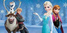 72 disegni da colorare di Frozen - Il Regno del Ghiaccio
