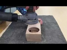 Passive Wooden Phone Amp - YouTube