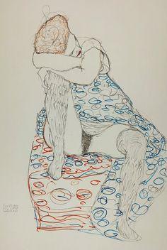 Gustav Klimt - Secession & Art Nouveau