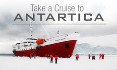 Take a cruise to Antartica.. kind of cool, but I hate being cold.