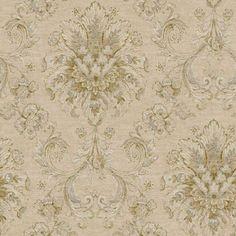 "12"" 31cm Wallpaper Sample Incredibly Gorgeous Victorian Damask | eBay"