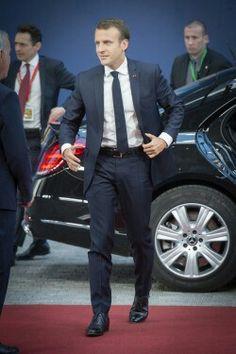 Emmanuel Macron, Prepping, Style, Fashion, Swag, Moda, Stylus, La Mode, Fasion