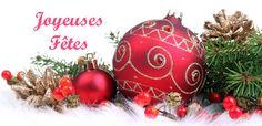 Bonjour et Joyeuses Fêtes de fin d'année à toutes & tous! :-)
