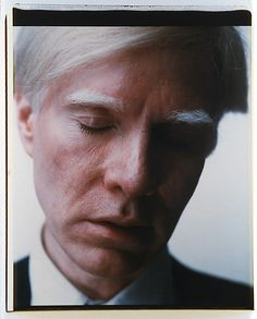 Self-portrait  Andy Warhol  (American, Pittsburgh, Pennsylvania 1928–1987 New York City)  Date: 1979