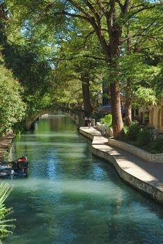 River Walk, San Antonio, Texas, USA.
