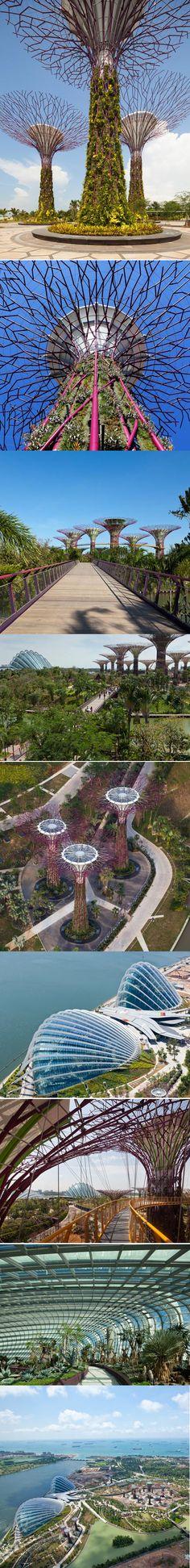 Preview of Garden @ the Bay, Singapore
