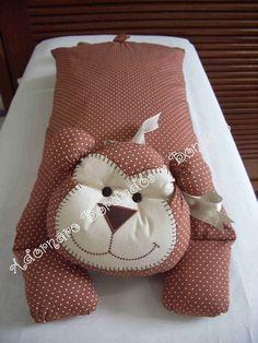 Travesseiro de bicho - GRANDE