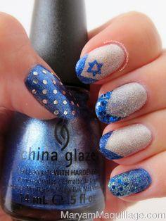 A Festival of Lights, Glitter & Nail Art!