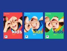 Softwares For Brochure Designing Kids Graphic Design, Web Design, Graphic Design Posters, Graphic Design Inspiration, Charity Branding, Event Branding, Kids Branding, Identity Design, Brochure Design