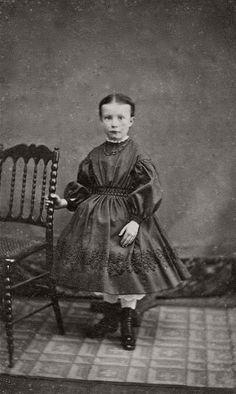Victorian Era Tintype Portraits of Children (1870s and 1880s) | MONOVISIONS