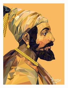 Shivaji Maharaj Painting, Lord Rama Images, Shivaji Maharaj Hd Wallpaper, Saints Of India, Ganesh Wallpaper, Shiva Art, Lord Krishna Images, Art Optical, Great Warriors