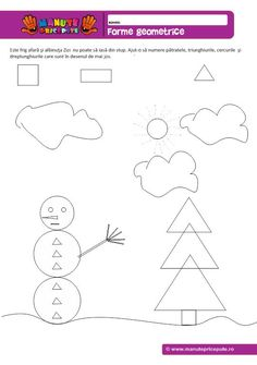 018 - Forme geometrice Kids Rugs, Halloween, 1st Grades, Geometry, Kid Friendly Rugs, Spooky Halloween, Nursery Rugs