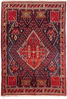 Persian Rugs - Bakhtiari Carpet