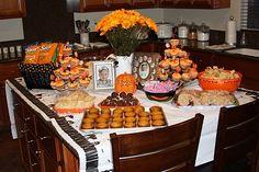 Halloween birthday party