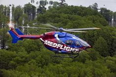 Memorial Unveils New MedFlight Helicopter // Memorial Hospital of South Bend // A South Bend, IN 526-bed regional referral center for cardiac, cancer, childbirth, emergency medicine and rehabilitation services.