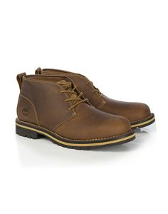 Timberland Men's Grantly Chukka Boots - NWP Brown