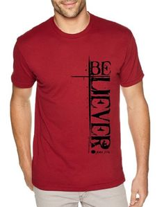 Christian men tshirts, share your faith! www.theworddesigns.com